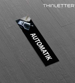 Miniletter Automatik