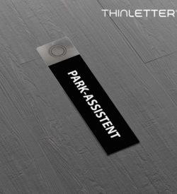 Miniletter Park-Assistent