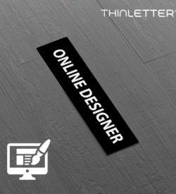 Miniletter Online Designer