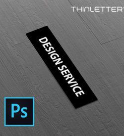 Miniletter Design Service
